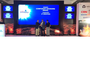 COMPUSOFT ADVISORS WINS CRN EXCELLENCE AWARD AT CHANNEL LEADERSHIP SUMMIT (CLS) 2018.