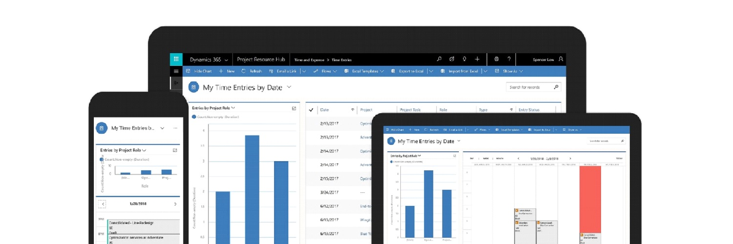 Dynamics365 for Project Service Automation