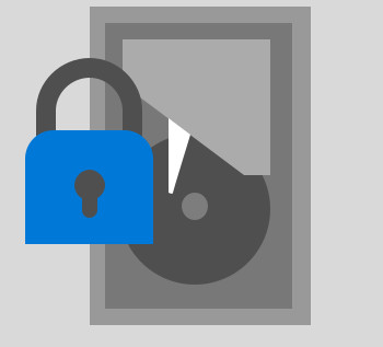 Secure data backups