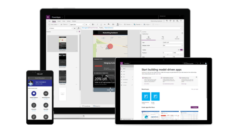 DIGITAL TRANSFORMATION WITH MICROSOFT POWERAPPS