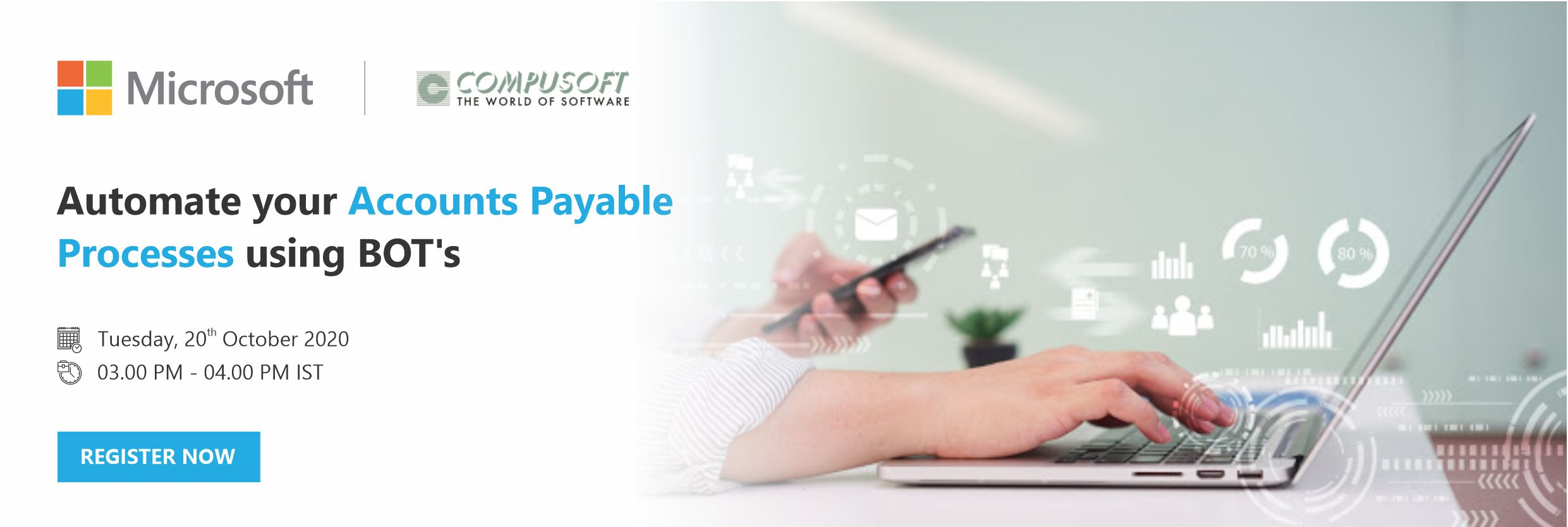 AUTOMATE YOUR ACCOUNTS PAYABLE PROCESSES USING BOT'S